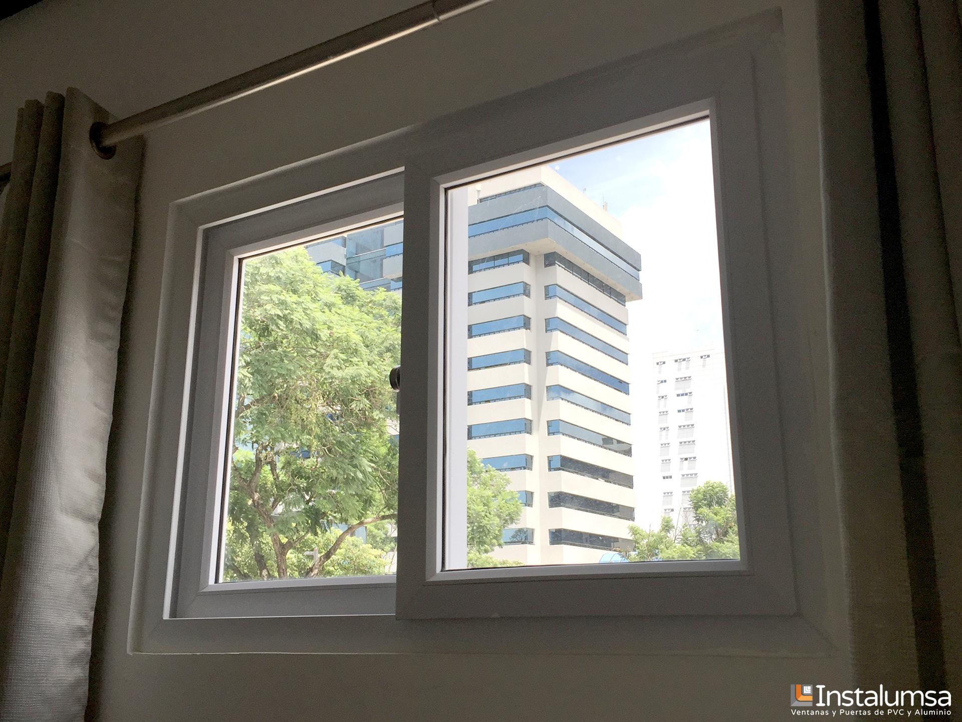 Precio ventana pvc simple ventana pvc ventana pvc with for Precio ventanas aluminio a medida